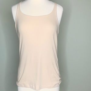 J. Crew Cream Tank Size XL